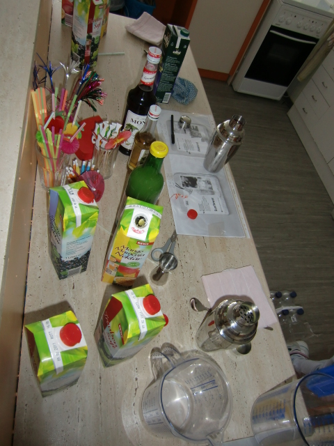 alkoholfreie CocktailBAR